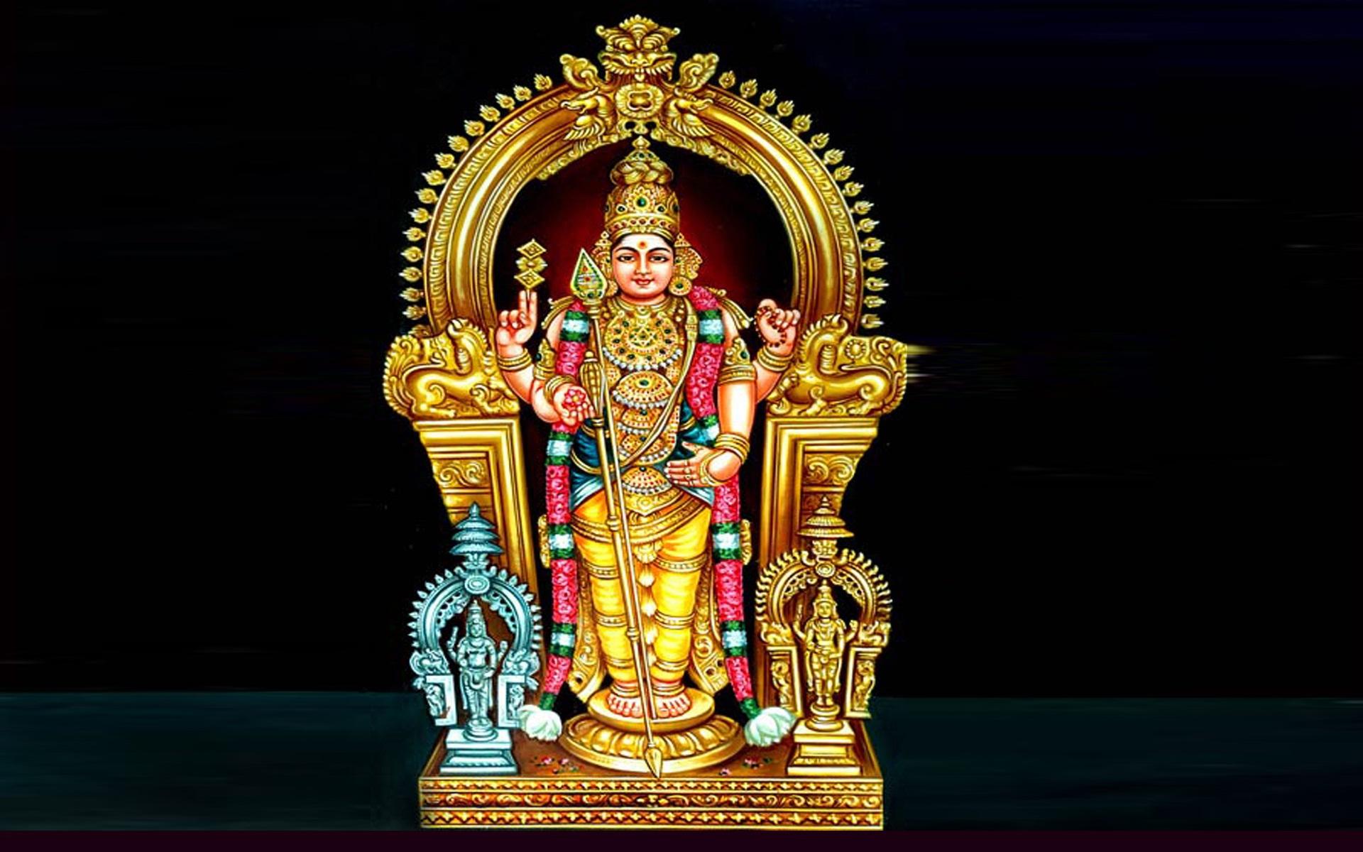 hindu god murugan tirumalesa